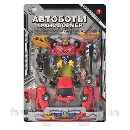 Робот трансформер Автобот