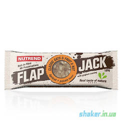 Фитнес батончик Nutrend FlapJack (100 г) нутренд apple-walnut