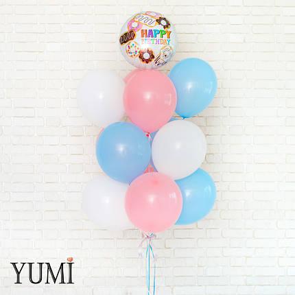 Композиция из гелиевых шаров для ребенка, фото 2