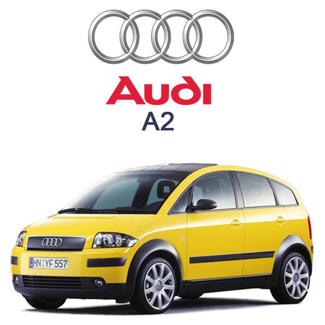 Автобагажники на Audi A2