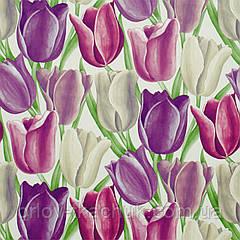 Шпалери паперові Early Tulips Vintage Sanderson