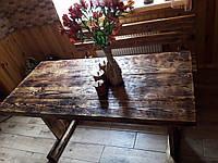 Деревянный стол (Варшава)