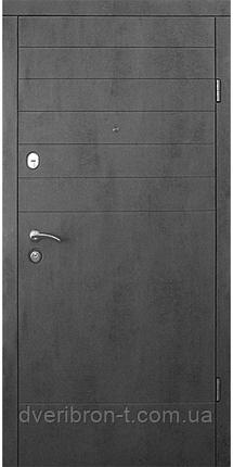 Стандарт Стелла бетон темний 860х2050, фото 2
