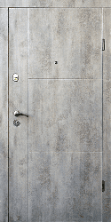 Стандарт Эста бетон светлый 860х2050