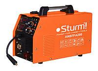 Сварочный инверторный полуавтомат (MIG/MAG,MMA, 280А) Sturm AW97PA280