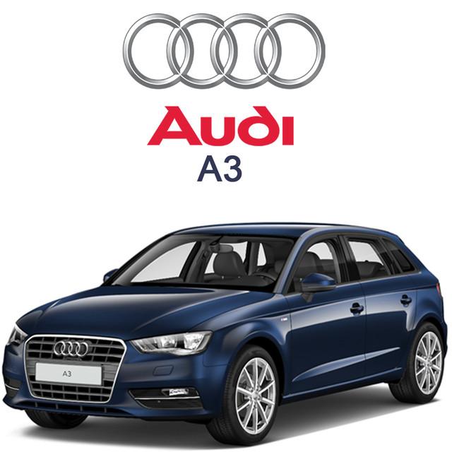 Автобагажники на Audi A3