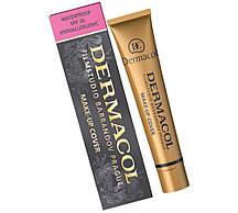 Тональный крем Dermacol Make-Up Cover 30мл Поштучно - 210,211,212 - 8595|