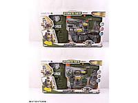 """332128. Військовий набір зброї з бронежилетом і маскою, 34280/34300 ТМ""""MULTITOYS"""""""