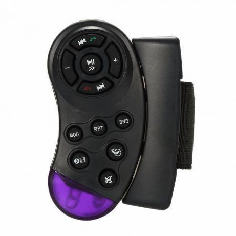 Магнитола Pioneer 4011B Gold +пульт на руль+камера автомобильная с функциями Видео, Aux, Bluetooth