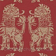 Шпалери паперові Sicilian Lions Vintage Sanderson