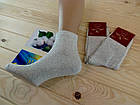 Носки мужские серые с сеткой Легка Пара 25-27 размер. НМЛ-06453, фото 2