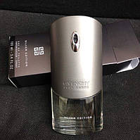 Givenchy pour Homme Silver Edition мужская туалетная вода 100 мл