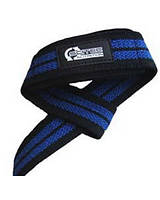 Лямки для тяги Lifting strap with Scitec logo
