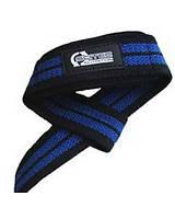 Лямки для тяги Lifting strap with Scitec logo