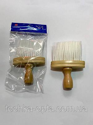 Cмётка парикмахерская SPL деревянная
