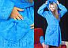 Женский махровый халат для дома, фото 2
