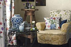 A Painters Garden Wallpapers by Sanderson (Великобритания)