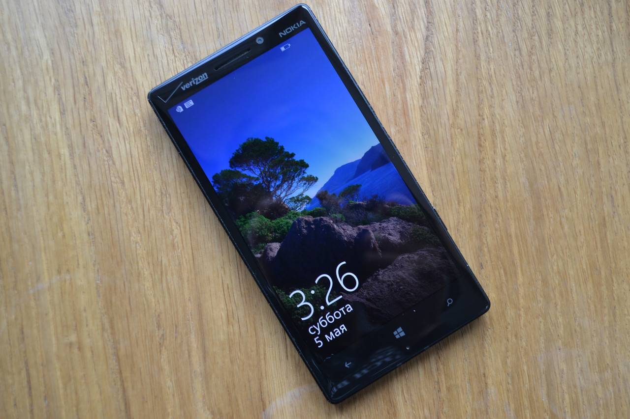 Смартфон Nokia Lumia 930 (929) Black 20MP, 32Gb Оригинал!