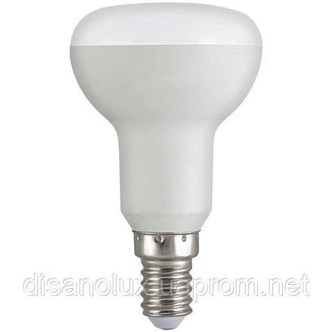 Светодиодная лампа   R50 LED-6W E14 4200K