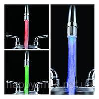 Світлодіодна насадка на кран LED Faucet Light