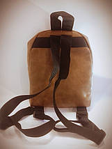 Рюкзак женский мини из искусственной кожи, фото 2
