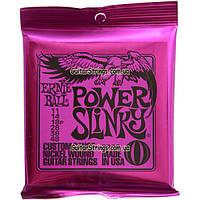 Струны Ernie Ball 2220 Power Slinky 11-48, фото 1