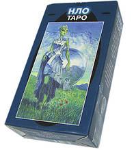 Таро НЛО, Таро Инопланетян ANKH