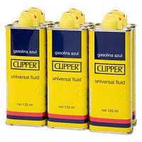 Бензин для заправки зажигалок 133 мл Clipper(Испания)