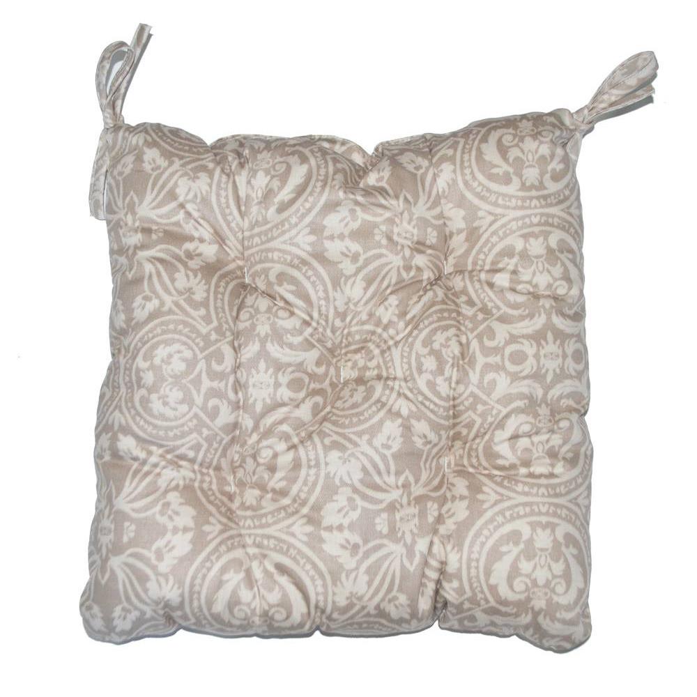 Подушка на стул 40х40см