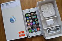 Новый Apple Iphone 5s 16Gb Silver Neverlock Оригинал! , фото 1