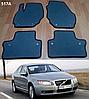 Коврики на Volvo S80 '06-16. Автоковрики EVA
