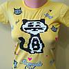 Футболка для девочки ZEYREK. Турция 7-12 лет