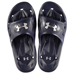 Шлепки Under Armour Locker III Mens Sliders, фото 2