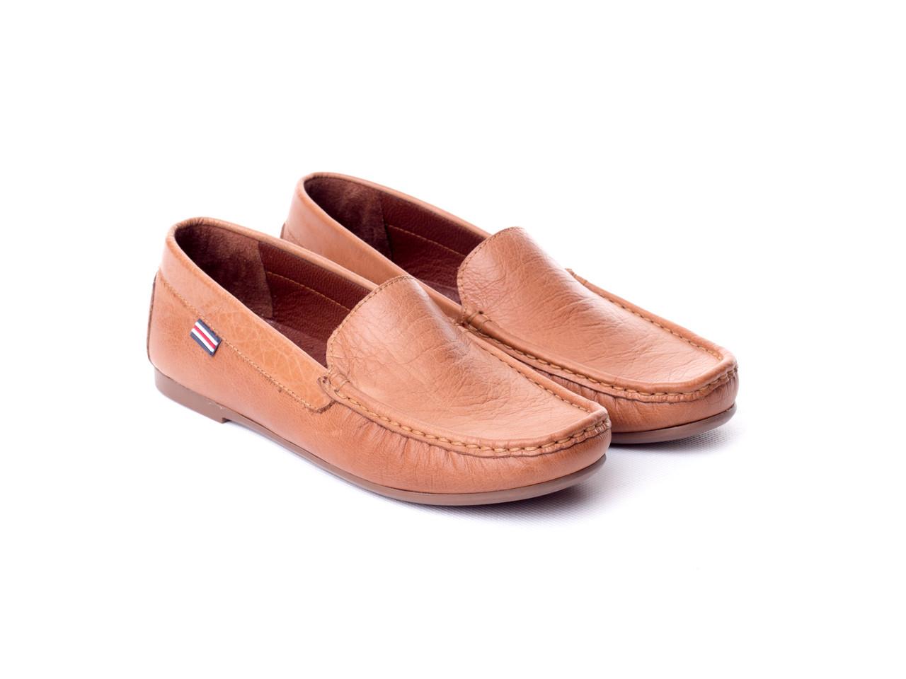 Мокасини Etor 2755-7027-2 40 коричневі