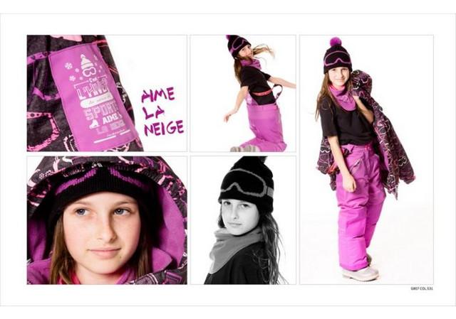 Зимняя одежда Deux par Deux для девочек
