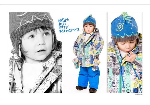 Зимняя одежда Deux par Deux для мальчиков
