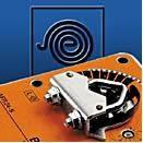 Электроприводы воздушных заслонок: электроприводы без возвратной пружины, электроприводы с возвратной пружиной