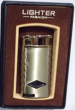 Подарочная зажигалка  с ручной регулировкой LIGHTER PZ44161, фото 2