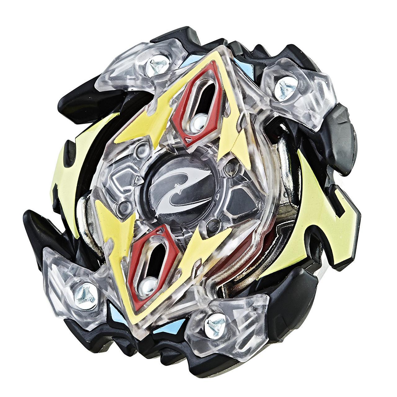 Бейблейд Зейтрон оригинал от HASBRO с пусковым устройством Beyblade Burst Zeutron Z2