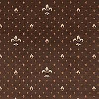 Ковролин Balta Wellington 4957-80 коричневый (Балта Веллингтон)