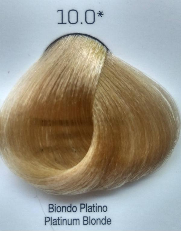 Стойкая крем-краска Color One KROM 10/0 платиновый блондин , 100 мл