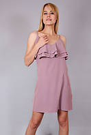 Сарафан Волан, (10 цв ), летнее платье, сарафан на лето, дропшиппинг