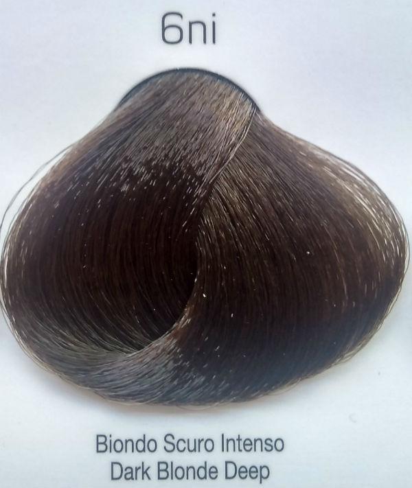 Стойкая крем-краска Color One KROM 6ni глубокий темный блондин , 100 мл