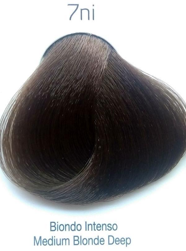 Стойкая крем-краска Color One KROM 7ni глубокий средний блондин , 100 мл