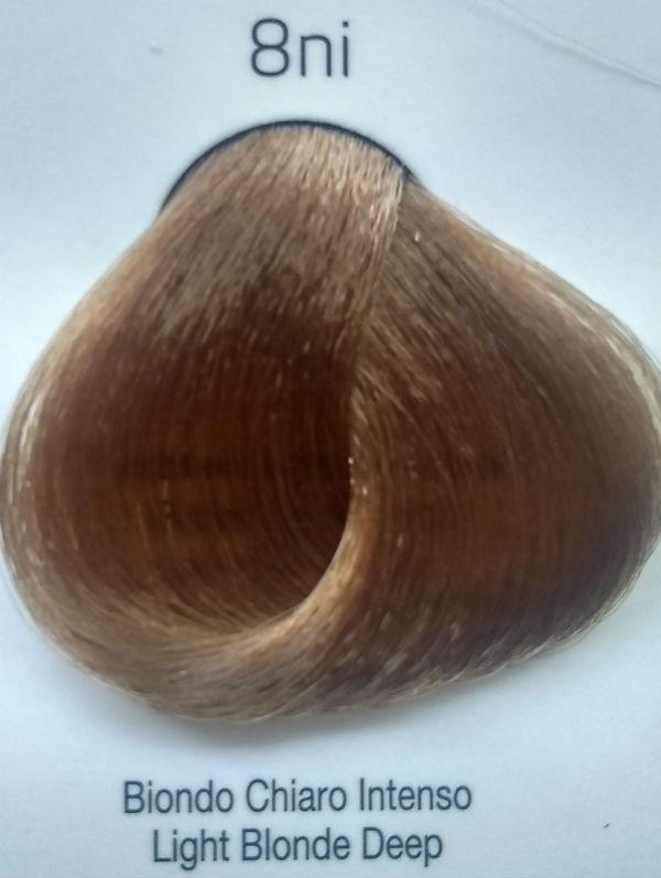 Стойкая крем-краска Color One KROM 8ni глубокий светлый блондин , 100 мл