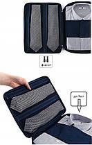 Кейс-органайзер для рубашек и галстуков, терракот ( дорожный органайзер кейс ), фото 2