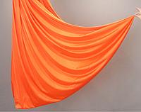 Йога гамак Премиум (США) 6 метров бесшовный + все крепежи в подарок. Гамак для йоги