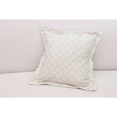 Декоративная подушка Ажур 40х40 см, фото 2