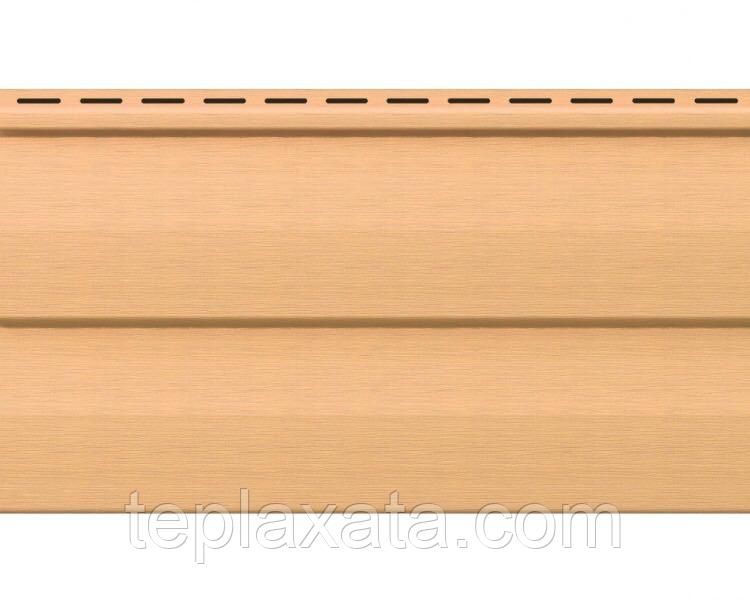 Сайдинг VOX Панель стеновая (янтарный) 0,9625 м2