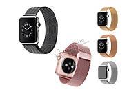 Ремешок для Apple Watch Milanese Loop миланская петля, миланайсы браслет